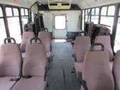 2004 ElDorado Ford E450 8 Passenger and 4 Wheelchair Shuttle Bus Interior-09327-11