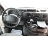 2009 Ford Econoline Ford E350 12 Passenger Van Interior-09418-11