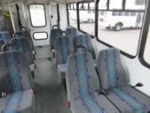 2012 Glaval Ford E450 12 Passenger and 2 Wheelchair Shuttle Bus Rear exterior-09567-8