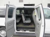 2011 Ford Ford 11 Passenger Van Passenger side exterior rear angle-09639-3