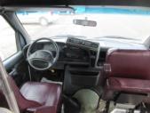 1995 StarTrans Ford E350 0 Passenger and 7 Wheelchair Shuttle Bus Interior-09808-10