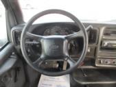 2006 Turtle Top Chevrolet 28 Passenger Shuttle Bus Interior-09827-17