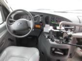 Coach & Equipment Ford E450 12 passenger