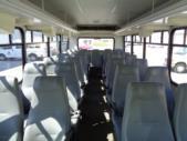2002 Glaval Chevrolet 29 Passenger Shuttle Bus Side exterior-09997-6