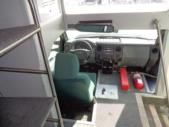 2012 Champion Ford F550 16 Passenger and 2 Wheelchair Shuttle Bus Front exterior-U10000-7