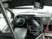 2009 StarTrans Ford 4 Passenger and 4 Wheelchair Shuttle Bus Side exterior-U10126-6
