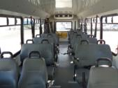 2011 Goshen Coach Ford 4 Passenger and 8 Wheelchair Shuttle Bus Side exterior-U10177-5