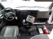 2007 Collins Chevrolet 14 Passenger Child Care Bus Interior-U10194-9