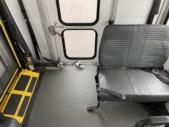 2017 StarTrans Ford 12 Passenger and 2 Wheelchair Shuttle Bus Interior-U10406-11