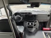2017 StarTrans Ford 12 Passenger and 2 Wheelchair Shuttle Bus Interior-U10406-14