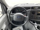 2017 StarTrans Ford 12 Passenger and 2 Wheelchair Shuttle Bus Interior-U10406-15