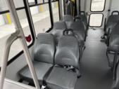 2017 StarTrans Ford 12 Passenger and 2 Wheelchair Shuttle Bus Rear exterior-U10406-8