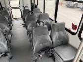 2017 StarTrans Ford 12 Passenger and 2 Wheelchair Shuttle Bus Interior-U10406-9