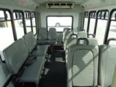 2006 Goshen Coach Ford 14 Passenger Shuttle Bus Side exterior-U10408-6
